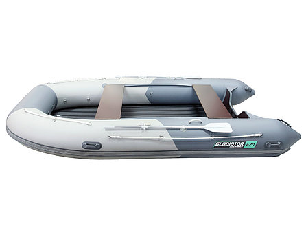 Надувная лодка GLADIATOR E420R, фото 2