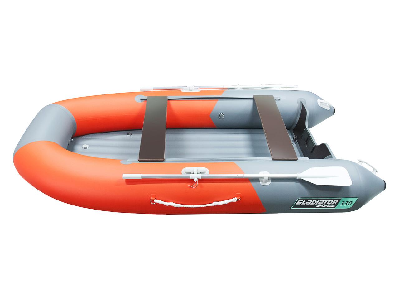 Надувная лодка GLADIATOR E330R