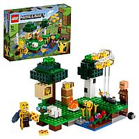 Конструктор Lego Minecraft Пасека 21165