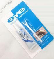 Клей для накладных и пучковых ресниц EYE Clear-white (прозрачно-белый), 7гр.