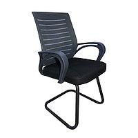 Кресло мод.МИ-6 (разн.цв.) (сид.ортопед) подл.пл.209,черные полозья