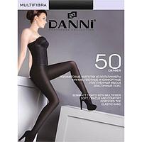 Колготки женские Danni Multifibra 50 черный, р-р 5
