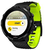 Часы Suunto 7 black lime