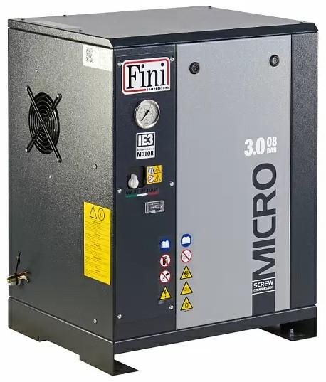 Винтовой компрессор без ресивера FINI MICRO SE 3.0-08