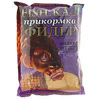 Прикормка Fish-ka Фидер, вес 1 кг