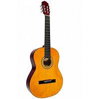 Классическая гитара VESTON C-45A (С АНКЕРОМ) 4/4, цвет натуральный