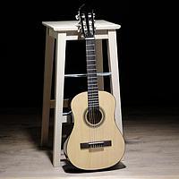 Классическая гитара VESTON C-45A 1/2 - уменьшенная 1/2, корпус-агатис, цвет натурал