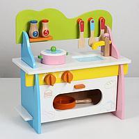 """Игровой набор """"Люблю готовить"""", посудка в наборе MSN15027-А"""