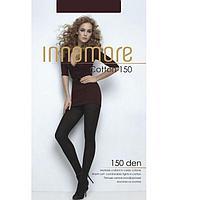 Колготки женские INNAMORE Cotton 150 цвет коричневый (moka), р-р 3