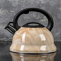 Чайник 'Скоттиш', 2,8 л, со свистком