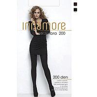 Колготки женские INNAMORE Microfibra 200 XL, XXL цвет чёрный (nero), р-р 6