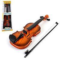 Музыкальная игрушка 'Скрипка маэстро', цвета МИКС