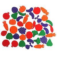 Дополнительный набор цветных деталей для Сундучка 'Фрукты-Овощи'