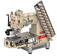 Машина для вшивания эластичной поясной тесьмы Baoyu BML-008-12064PQ-DS/S