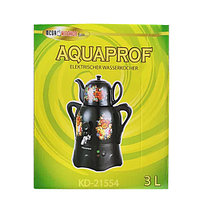 Электросамовар Aquaprof kd-21554 (черная)