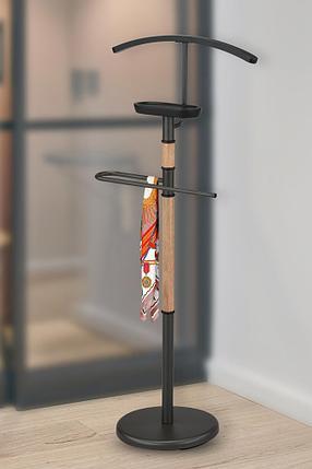Напольная вешалка стойка для костюма ленивый слуга немой слуга GC4600, фото 2