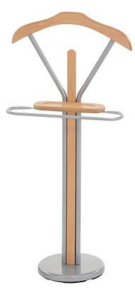 Напольная вешалка стойка для костюма ленивый слуга немой слуга GC6141, фото 2