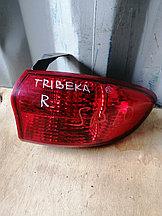 Фонарь правый задний Subaru Tribeca B9.