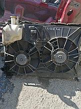 Вентелятор радиатора Subaru Tribeca B9. 2007г.