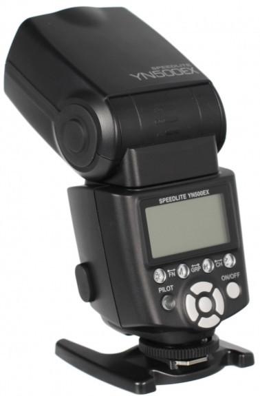 YongNuo Speedlite YN-500EX вспышка для Canon