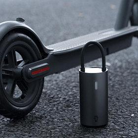 Xiaomi Mojietu Lightning-A Smart & Portable Tire Inflator, умный портативный насосАрт.6840
