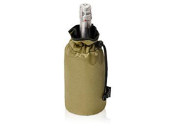 PWC CHAMP. COOLER BAG GOLD/Охладитель для бутылки шампанского Cold bubbles, золотой