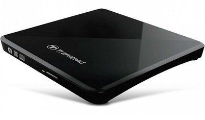 Оптический привод USB DVD+R/RW&CDRW Transcend TS8XDVDS-K, Black