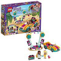 Lego 41390 Подружки Машина со сценой Андреа