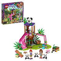 Lego 41422 Подружки Джунгли: домик для панд на дереве