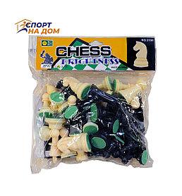 Шахматы пластиковые с мягкой доской 40Х40 см
