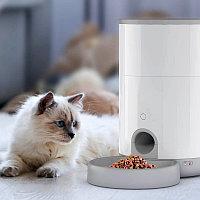 Умная кормушка для кошек и собак мелких пород Xiaomi Petoneer Mini Smart Pet Feeder,Оригинал. Арт.6843