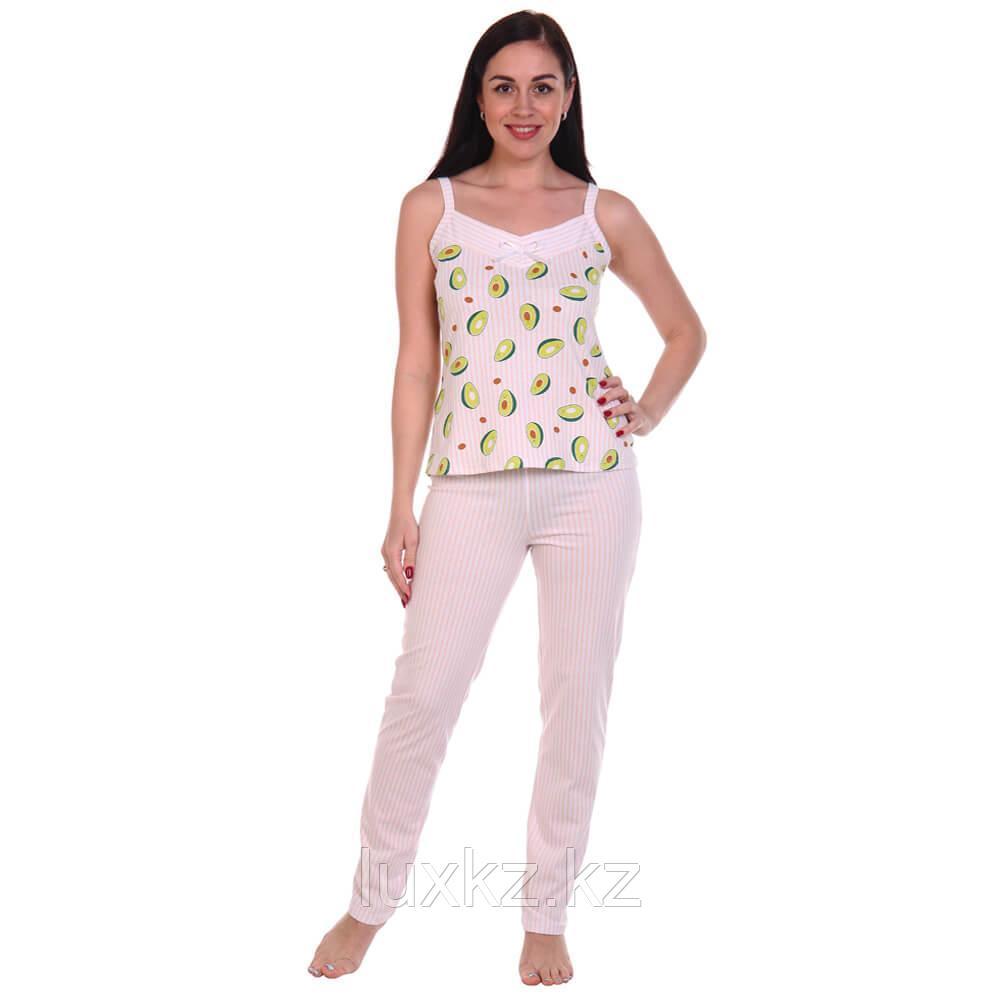 Пижама Гелла персик