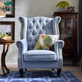 Кресло с высокой спинкой, фото 2