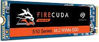 Твердотельный накопитель 1000GB SSD Seagate FireCuda 510 PCl-E M.2 (2280) R3450MB/s, W3200MB/s ,1300 TBW,