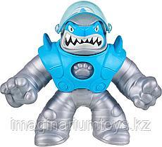 Гуджитсу акула Траш тянущаяся фигурка Goo Jit Zu Галактическая атака