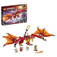 Конструктор LEGO NINJAGO Атака огненного дракона