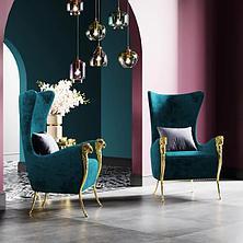 Королевское кресло, фото 3