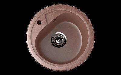 Кухонная мойка EcoStone ES-10 307 терракот