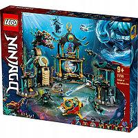 Конструктор LEGO NINJAGO Храм Бескрайнего моря