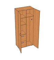 Шкаф хранения хозяйственного инвентаря и принадлежностей (800х400х2000) арт. ШХ2