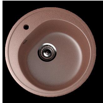 Кухонная мойка EcoStone ES-11 307 терракот