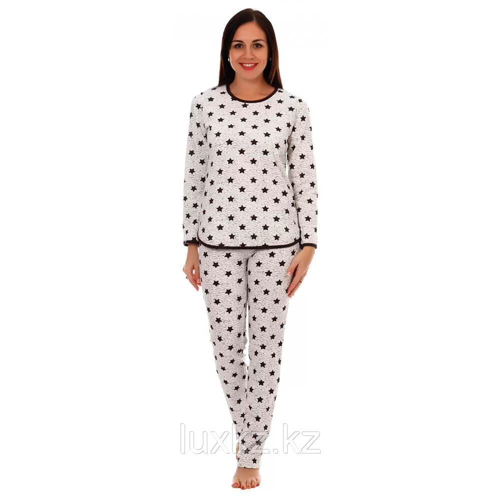 Пижама Эхо молочный