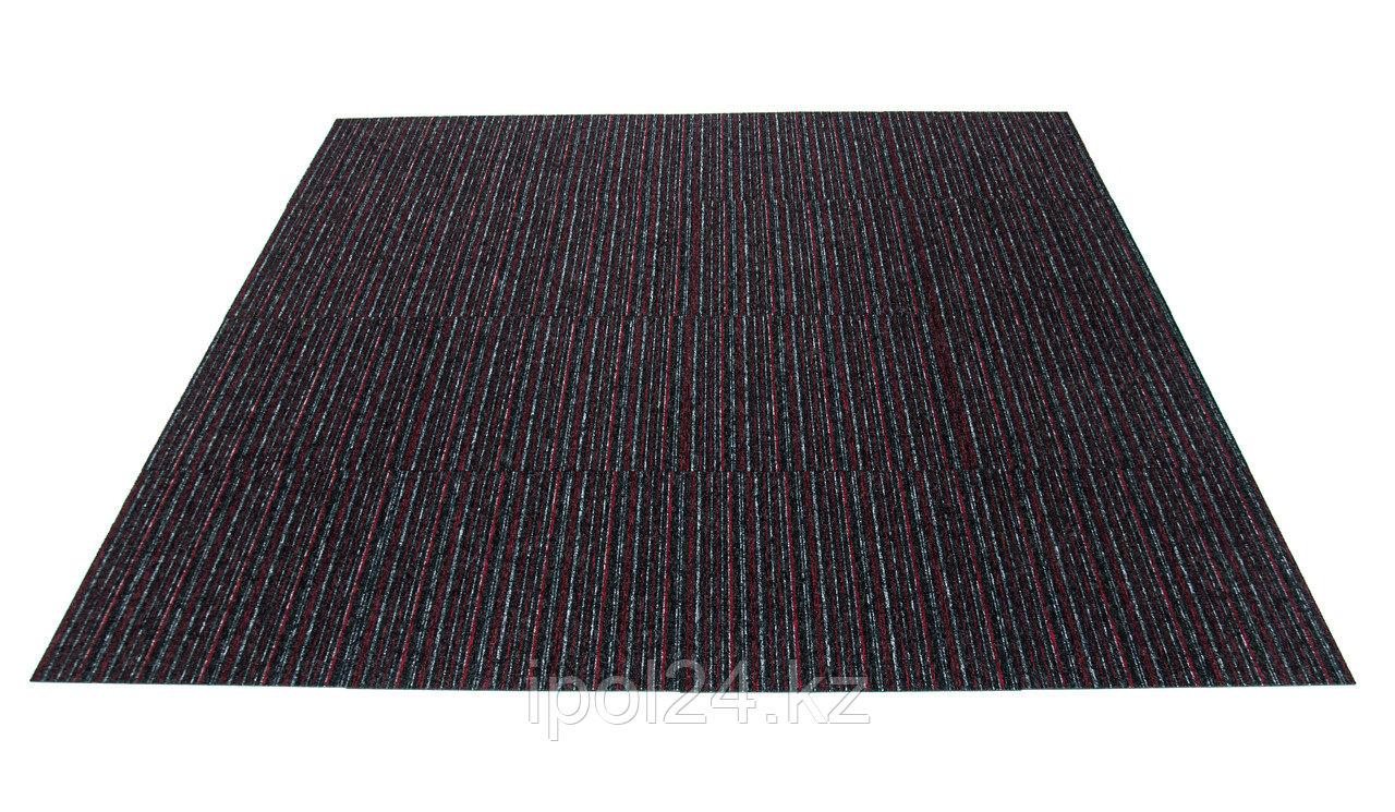 Ковровая плиткаSolid Stripes 520