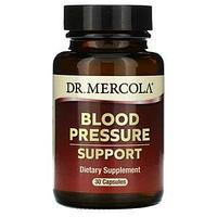 Dr. Mercola, добавка для нормализации артериального давления, 30 капсул