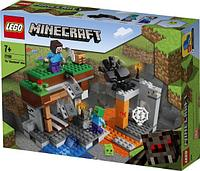 Конструктор LEGO Minecraft Заброшенная шахта