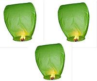 Набор Небесных фонариков, зеленый