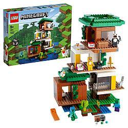 Lego 21174 Minecraft Современный домик на дереве