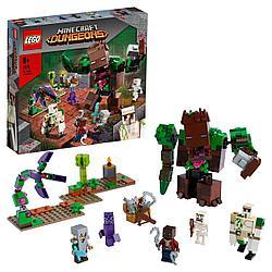 Lego 21176 Minecraft Мерзость из джунглей