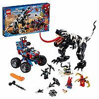 Lego 76151 Супер Герои Человек-Паук: Засада на веномозавра
