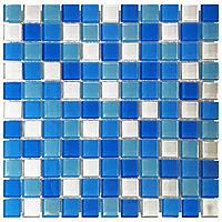 Мозаика стеклянная Aquaviva Сristall YF-812